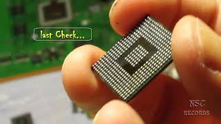 Reballing a PS3 Chip with a Heat Gun! By:NSC