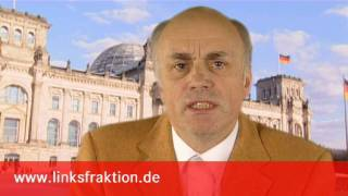 DIE LINKE, Paul Schäfer: Die Antwort Guttenbergs in Kundus ist falsch