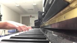 Sasy Mankan Vay Cheghad Mastam Man Piano Cover