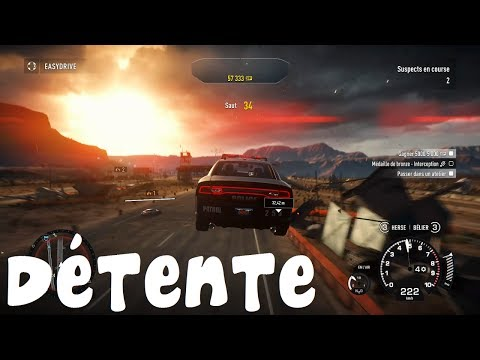 Need for Speed Rivals - Fast and Furious   Vidéo-Détente   Gameplay Xbox One