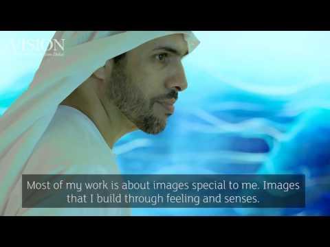 Translating Beauty - Mattar Bin Lahej- Jumeirah Al Naseem Hotel