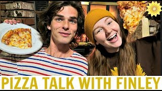 PIZZA TALK #19 WITH FINLEY | MEGHAN HUGHES