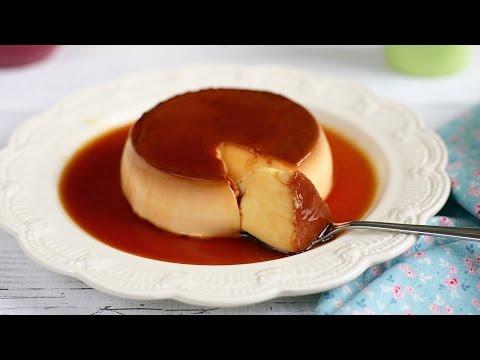How to make FLAN/ CREME CARAMEL recipe - Cách làm BÁNH FLAN ngon mềm mịn