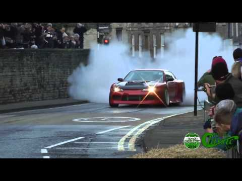 Nissan Silvia S15 with R35 GT-R VR38DETT engine