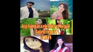 TOP 6 Famous Nepali actor and actress//top 6  highest paid actor