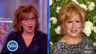 Joy Behar Asked To Tour With