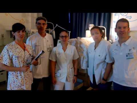 Profesionales del Hospital de Manacor