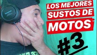LOS MEJORES SUSTOS EN MOTO #3 | EL PEOR AMIGO