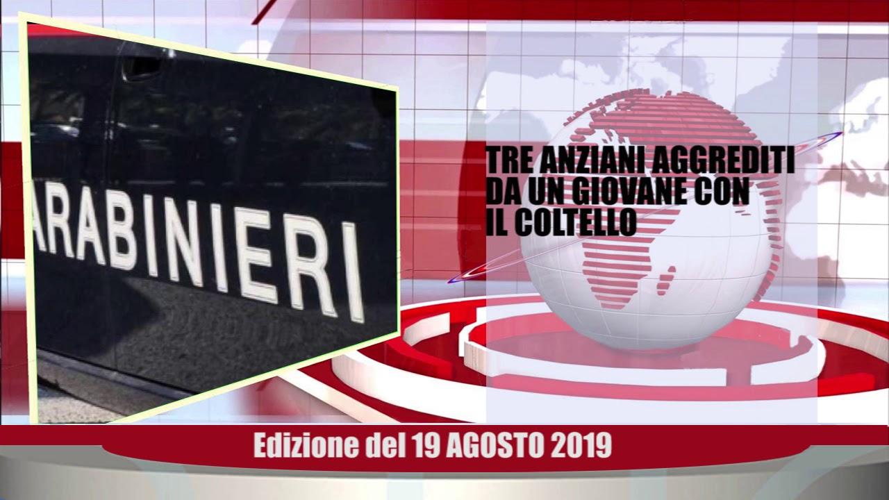 Velluto Senigallia Tg Web del 19 08 2019