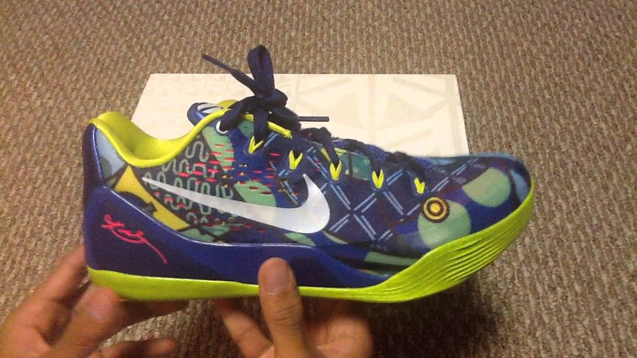 e3984c34fb1 Kobe 9 low EM Brazil review and thoughts - YouTube