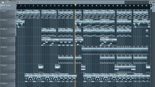 Mad World (Gary Jules) Instrumental FL Studio REMIX [FREE FLP DOWNLOAD]