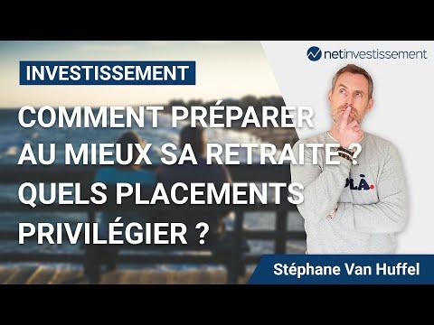 Comment préparer au mieux sa retraite ? Quels placements privilégier ? [Vidéo BFM]