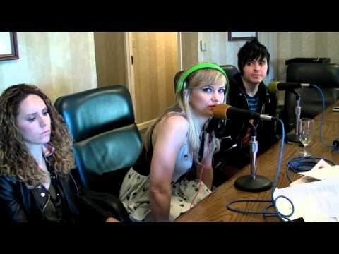 KLAQ Morning Show at SXSW: The Dollyrots