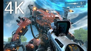Upcoming ultra high graphics game Shadowgun legends android 4k