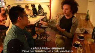 《澳帝焙咖啡之旅》(Ultimate coffee:Back to Melbourne)第一集 大街小巷 episode1.cafes in laneway HD