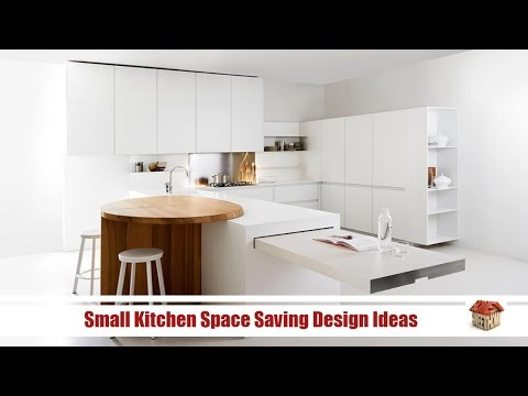 Small Kitchen Space Saving Design Ideas - [Home Design Videos]