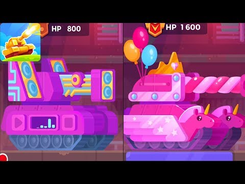 Tank Stars - Gameplay Walkthrough part 41 - Tournaments Legendary Dubstep & Pinky (iOS,Android)