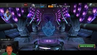 Phishing Phor Phive Star Phunisher, 650k Battlechips   Marvel Contest of Champions