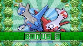 Pokemon Emerald - Bonus 3 - Latios, Latias, and Southern Island!