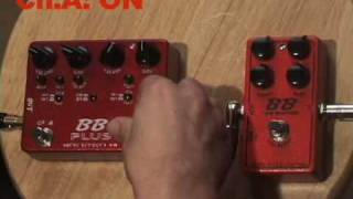 Gambar cover Xotic BB Plus DEMO with Chris Juergensen Comparison with BB Preamp
