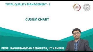 Design of CUSUM chart and Introduction to EWMA chart