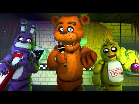 [FNAF SFM] Five Nights at Freddy's Animation Compilation (Funny FNAF Animations)