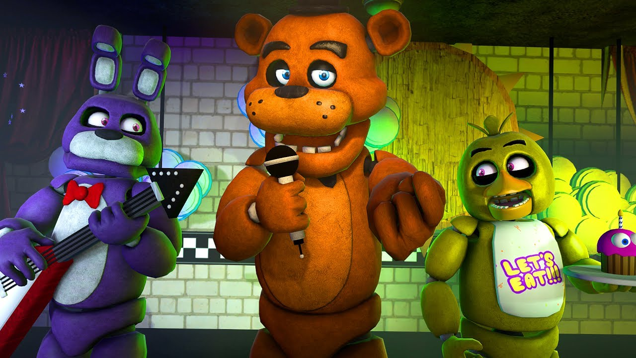 Cute Foxy Fnaf Wallpaper Fnaf Sfm Five Nights At Freddy S Animation Compilation