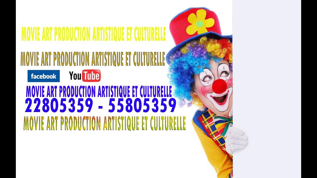 animation clown a domicile anniversaire tunisie 22805359 samir ganna youtube. Black Bedroom Furniture Sets. Home Design Ideas