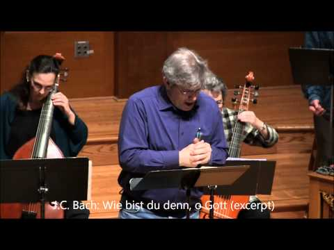 Vocal Concerto by PBO in Seattle with Pacific Music Works