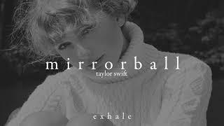 Taylor Swift - mirrorball (traducida al español)