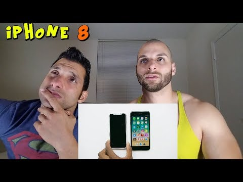 The iPhone 8 Model [REACTION]