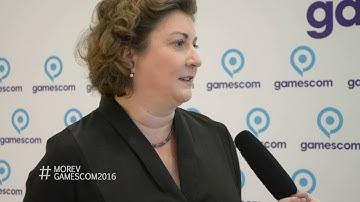 Gamescom 2016 - #MoRev Gamescom Spezial - Interview Kölnmesse
