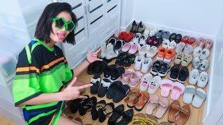 ang dami kong shoes pero wala …