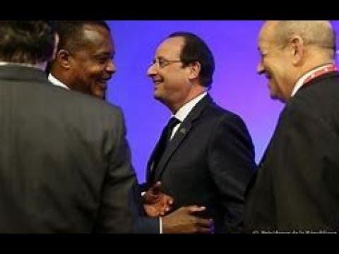 Le génocide au Congo du tyran Sassou, un chèque en blanc de F. Hollande qui ne valait pas la peine