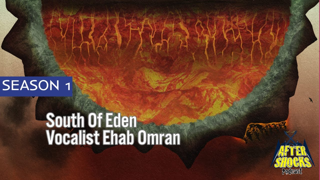 South of Eden - Dancing With Fire  Vocalist Ehab Omran