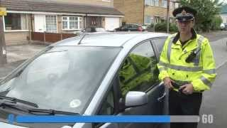 60 Second Security - Vehicle Crime