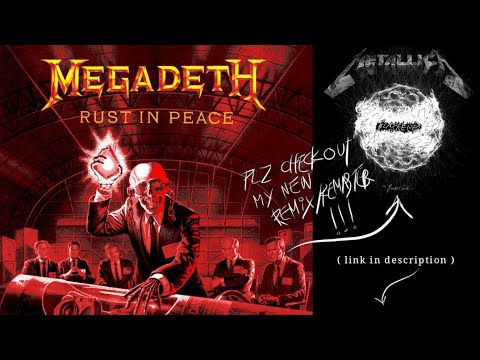 Megadeth - Tornado of Souls (remastered by Baski Goodmann)
