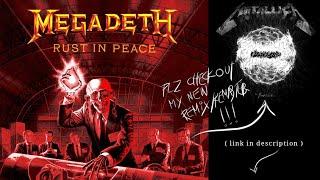 Megadeth - Tornado of Souls (remastered by Baski Goodmann)