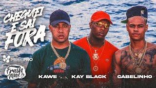 RIMAR #4 - Kayblack, Kawe \u0026 MC Cabelinho - Cheguei e Sai fora