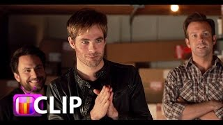 Horrible Bosses 2 Behind the Scenes With Chris Pine