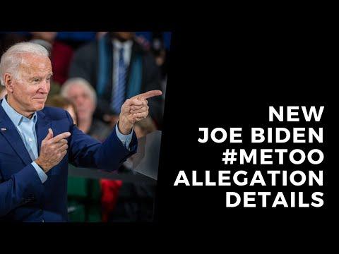 Disturbing New Details from Joe Biden #MeToo Accuser Tara Reade