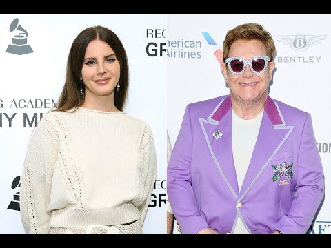 Elton John says Lana Del Rey was 'crucified' after 'SNL' gig  - Fox News