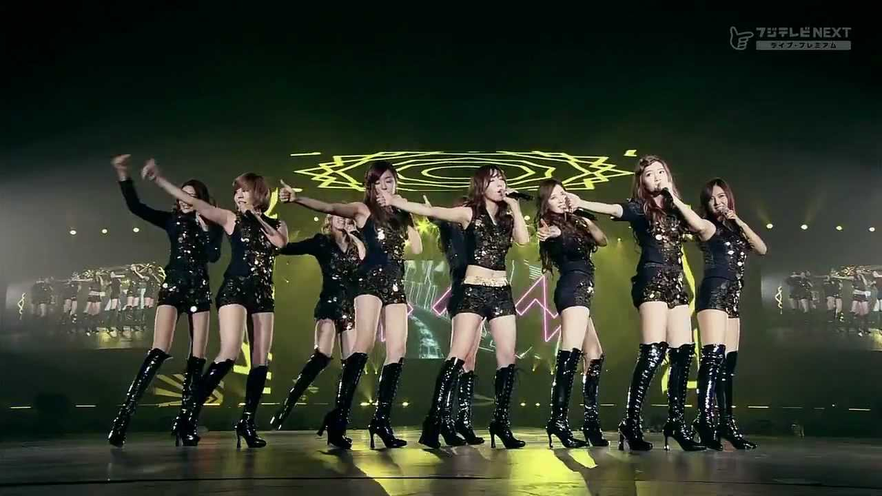 121026 Snsd - Mrtaxi  Fuji Smtown Live In Tokyo - Youtube-6074