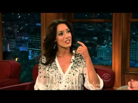 Jennifer Beals - Interview: The Late Late Show w/ Craig Ferguson (February 10, 2011)