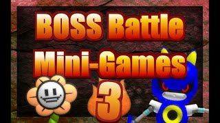 Death to Them| Boss Battle Minigames 3| Roblox| E:1