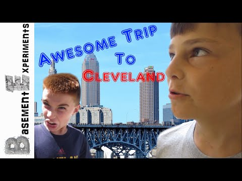 AWESOME TRIP TO CLEVELAND!!!