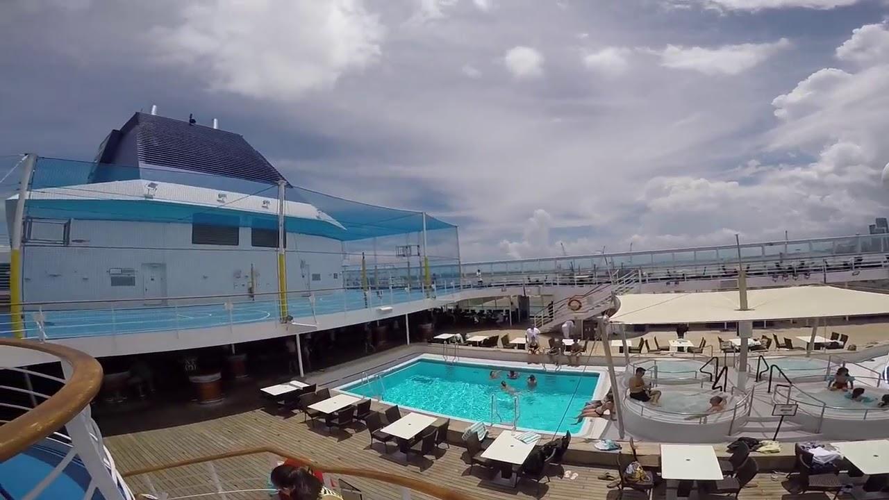 Norwegian Sky 3 Day Cruise To Bahamas