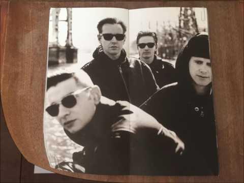 Depeche Mode 1990 Violation World Tour Book