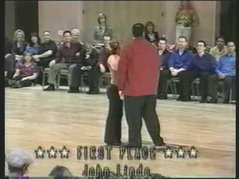 John Lindo & Tatiana Mollmann - Capital Swing Dancers