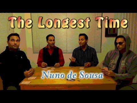 The Longest Time - Billy Joel - A Cappella Cover - Nuno de Sousa